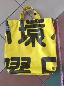Japan Hataraku tote bag freitag porter gregory H&M