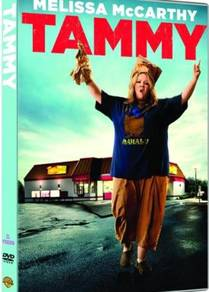 DVD Movie Tammy (Ezy DVD)