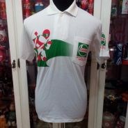 Vintage Malaysia Castrol Products polo shirt