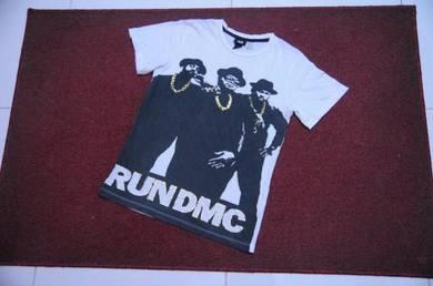 RUN DMC X H N M TEE size S