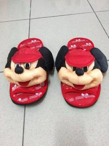 Mickey Mouse Bedroom Slippers