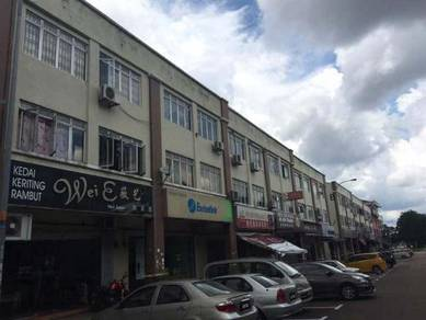 Ehsan Jaya, Johor Jaya, Molek, Johor Bahru