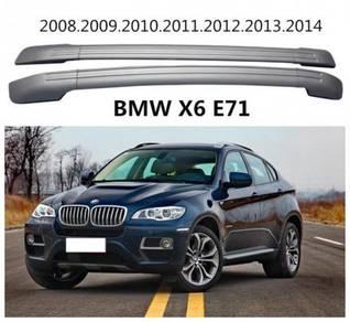 BMW E71 X6 OEM Style Aluminium Roof Rails