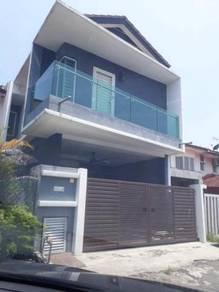 Double storey terrace, bandar tasik kesuma, beranang selangor