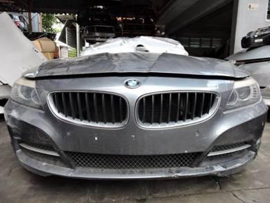 BMW E89 Z4 2008 N52 Engine Gearbox Body Parts