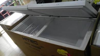 HITEC - New 550L Freezer Sejuk Beku Baru (5.5kaki)
