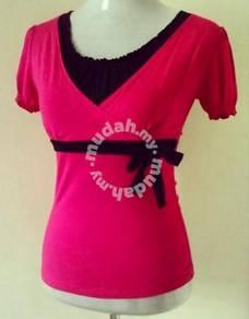 MACAM MACAM Hot pink blouse