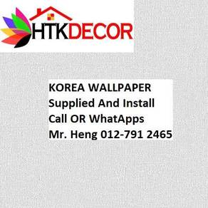 Install Wall paper for Your Office 483RW