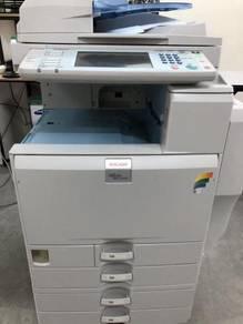Scan Print 3in1 Printer Rental Photostat Ricoh d