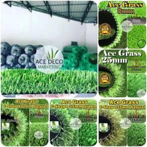 Premium Artificial Grass / Rumput Tiruan Carpet 39