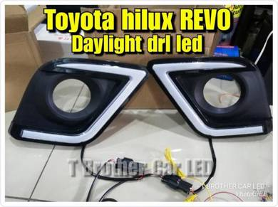 Toyota hilux revo daylight drl led