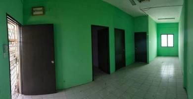 Taman Seri Indah Apartment, FULL LOAN, 2nd Floor, Menggatal, near UMS
