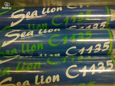 Sea Lion C1135 Shuttlecock 3 tubes bulu tangkis