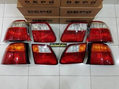 Honda Civic EG9 EK99 Tail Lamp Lampu Belakang Baru
