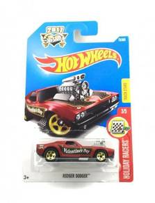 Hotwheels Holiday Racers Rodger Dodger #3