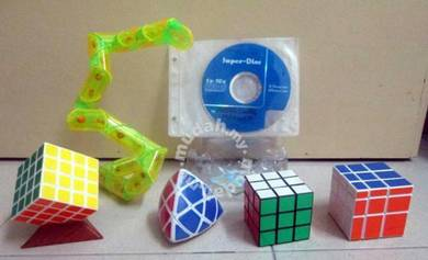 Rubiks 1 Malaysia Package