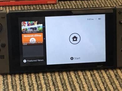 Nintendo Switch Console System 32GB Bundle W/ 64GB