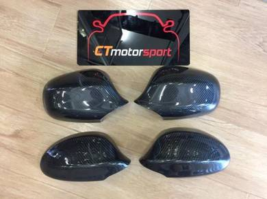 BMW E90 Carbon Side Mirror Cover Replacement
