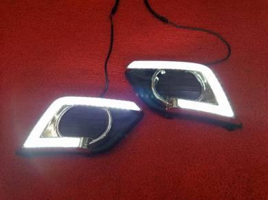 Nissan xtrail x-trail led daylight drl light lamp