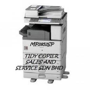 Digital photocopier machine mp2852sp