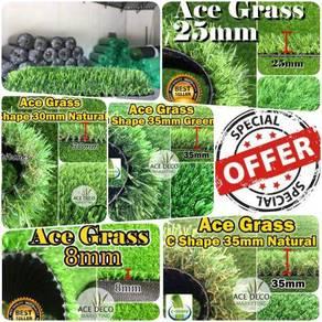 Premium Artificial Grass / Rumput Tiruan Carpet 37