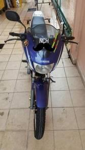 2010 Yamaha RXZ