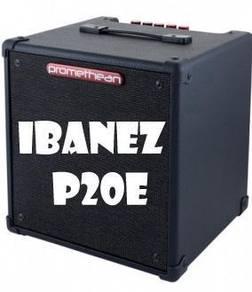 Ibanez P20E P-20E P 20E Bass Guitar Amplifier