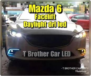 Mazda 6 daylight DRL LED daytime running light
