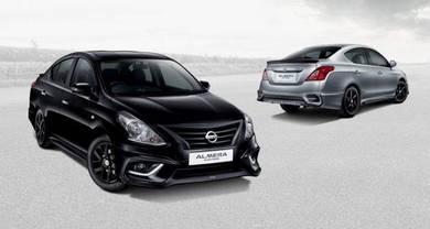 Nissan Almera Black Series Tomei Bodykit