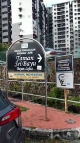 Flat taman seri bayu, (bayan lepas) for sale