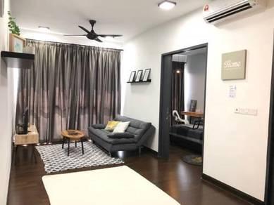 BELOW MARKET!! Verve Suites Condo KL South Old Klang Road F/F NEW RENO