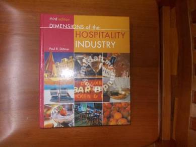 Dimensions of the Hospitality Industrty