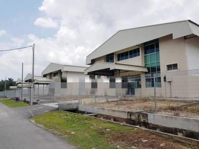 1.5 Storey Detach Factory Sri Sulong Batu Pahat
