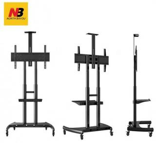NB 55 to 80 Inch Trolley Stand Mount Bracket