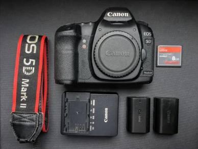 Canon 5D mark ii (SC129k)
