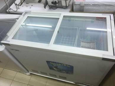 Freezer aiskrim (250 litre) new
