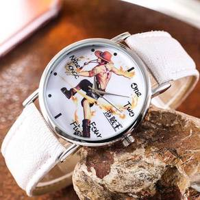 Anime One piece luffy Ace shank watches