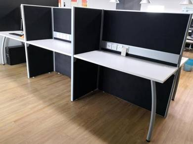 6 Seater Office Cubicle