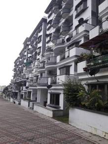 Fully furnished sri kinabalu condo for sale