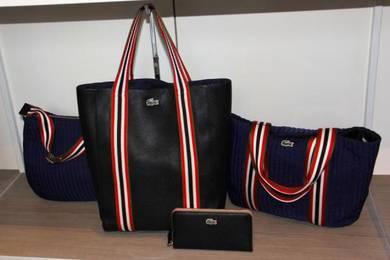 Original Lacoste Bags