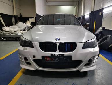 BMW E60 E61 Kersche design bumper set E60 bodykit