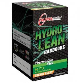 Hydro lean hardcore muscle