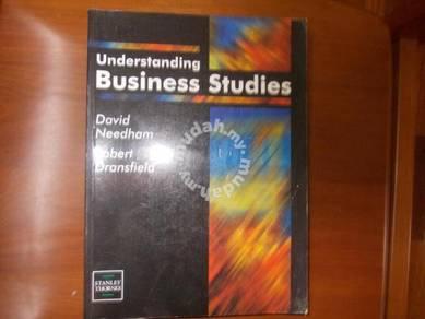 Understanding Business Studies