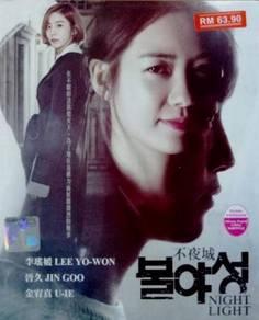 DVD Korean Drama Night Light