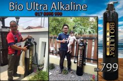 MASTER Filter Air Penapis Outdoor Water NEW E-155