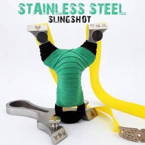 Comfort Stainless Steel Slingshot | Lastik Steel