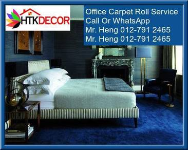 HOToffer Modern Carpet Roll-With Install P95