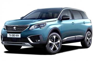 New Peugeot 5008 for sale