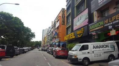 Setapak 3sty Shop. Tenanted. Walking distance Banks & Mall