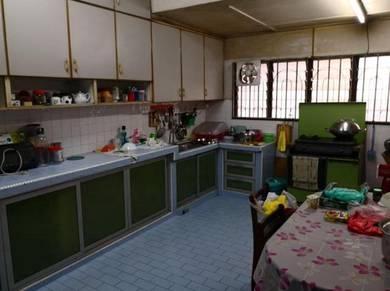 Taman Johor Jaya Double Storey Terrace House